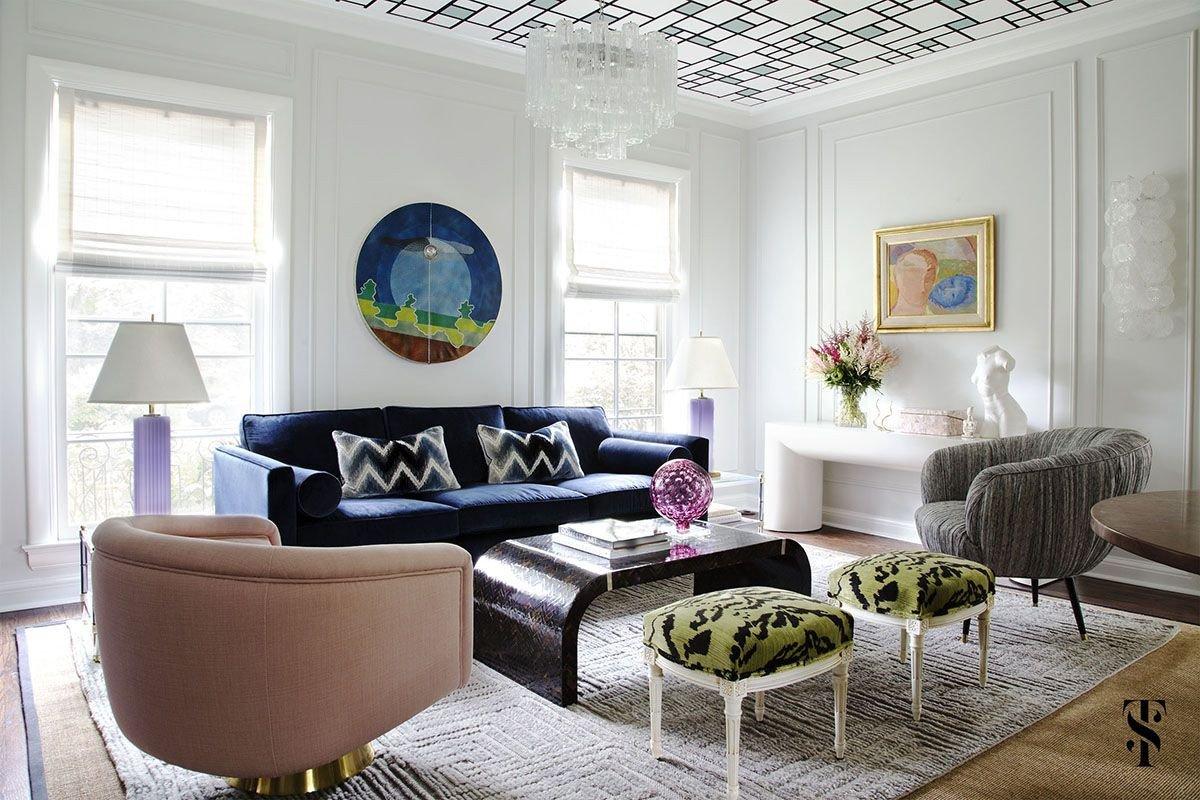 Living Room Design for Summer Fresh Summer Thornton Design Chicago S Best Interior Designer