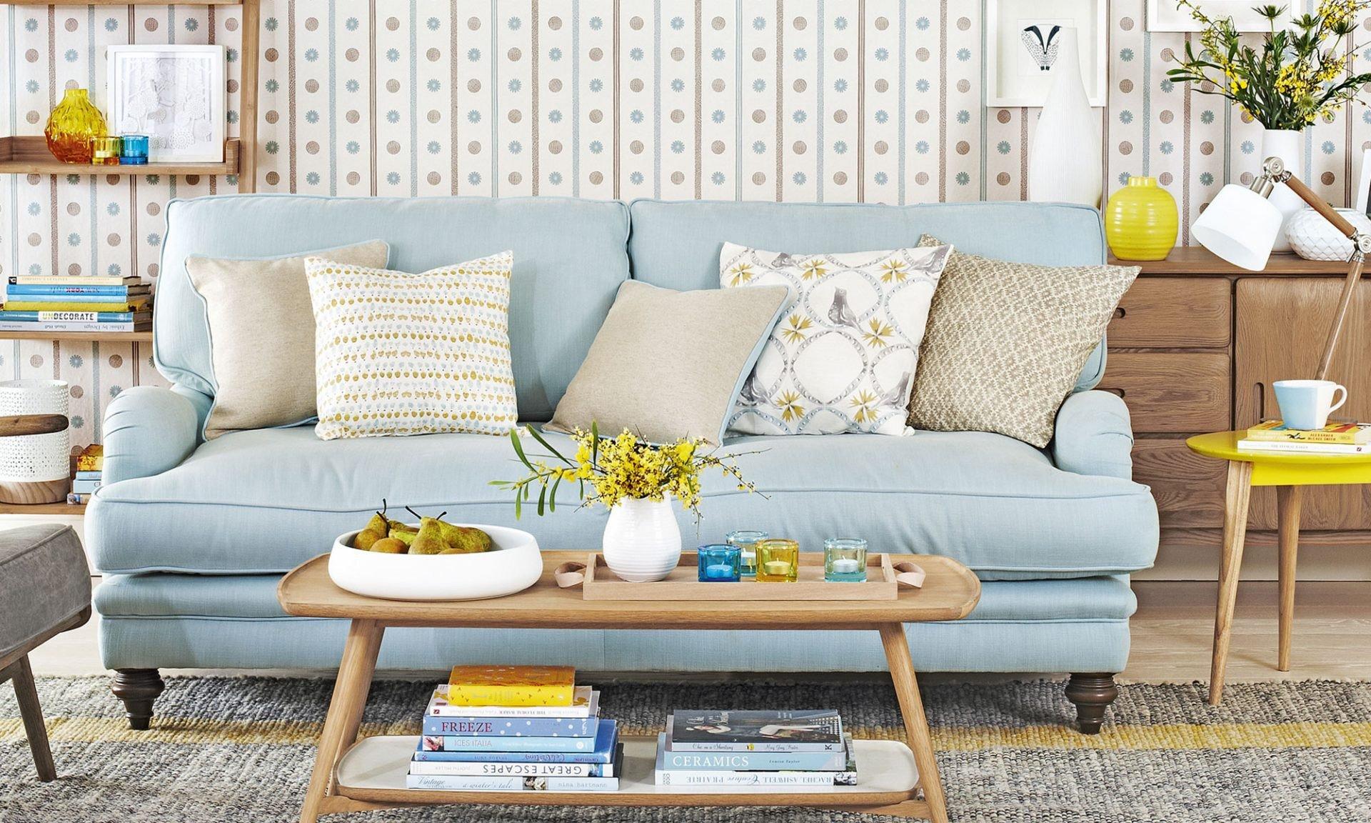 Living Room Design for Summer Luxury Summer Living Room Ideas