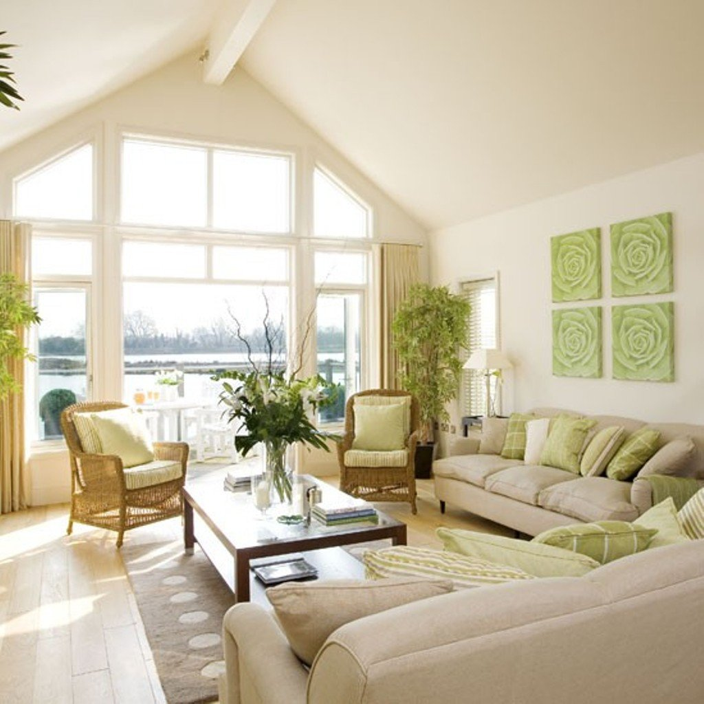Living Room Design for Summer New the Best Selection Of Colors to Redecorate Your Living Room for Summer