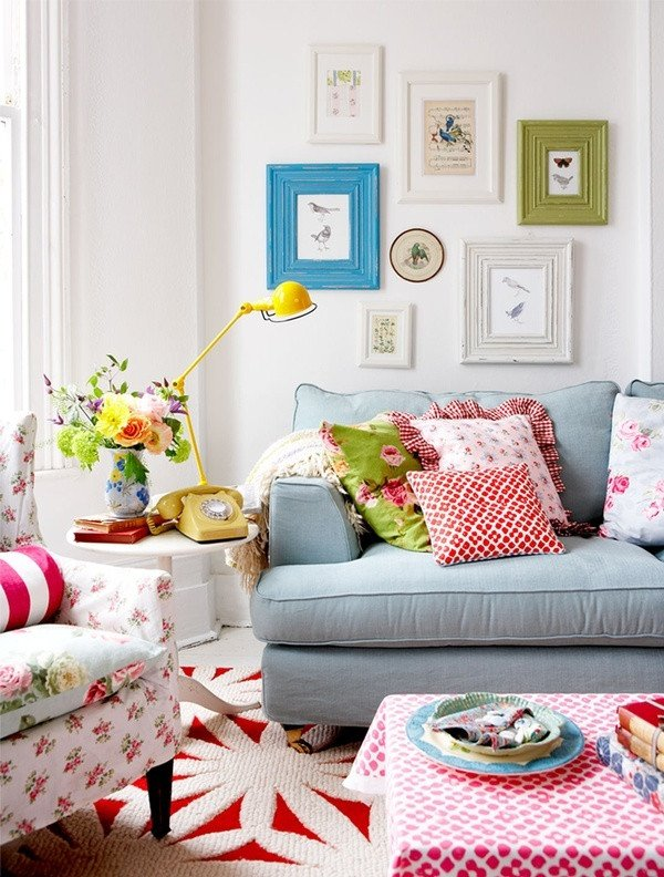 Living Room Design for Summer Unique 33 Cheerful Summer Living Room Décor Ideas