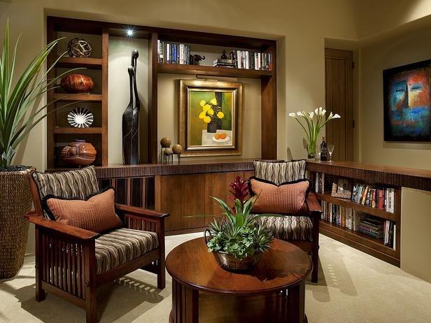 Living Room Furniture Ideas Elegant Modern Furniture Tropical Living Room Decorating Ideas 2012 From Hgtv
