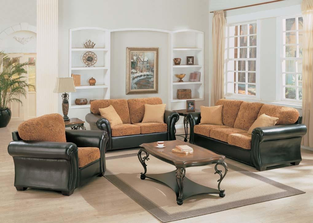 Living Room Furniture Ideas Lovely Modern Furniture Living Room Fabric sofa Sets Designs 2011