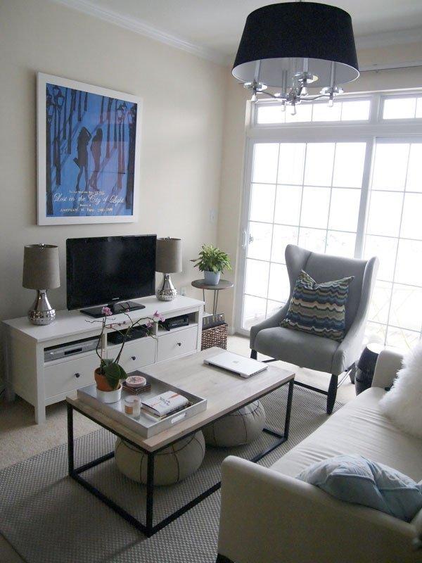Living Room Ideasfor Small Spaces Elegant 20 Living Room Decorating Ideas for Small Spaces