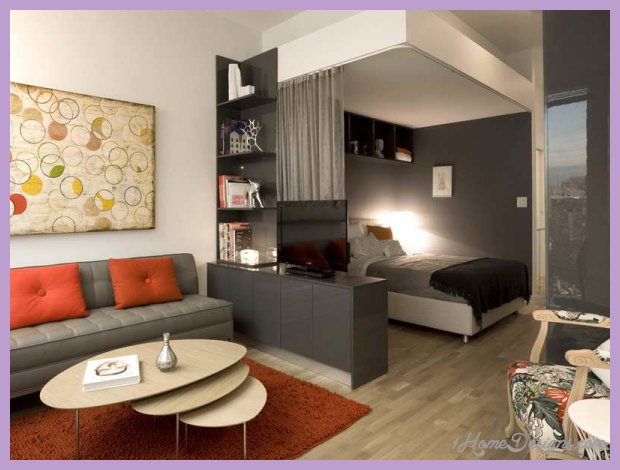 Living Room Ideas For Small Spaces 1HomeDesigns