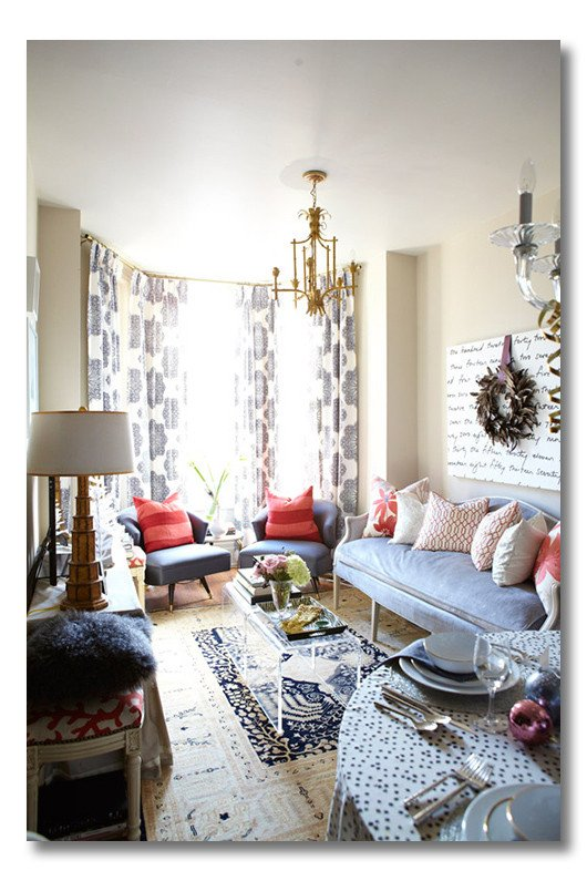Living Room Ideasfor Small Spaces New Ideas for Small Living Spaces