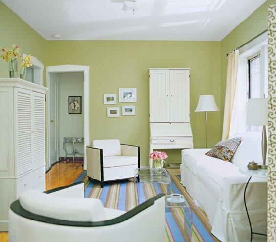 Living Room Ideasfor Small Spaces Unique Trick A Small Space Into Feeling Bigger Living Room Decorating Ideas