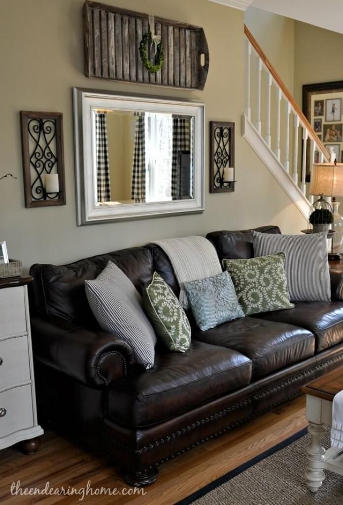 Living Room Wall Decor Ideas Unique 33 Best Rustic Living Room Wall Decor Ideas and Designs for 2019