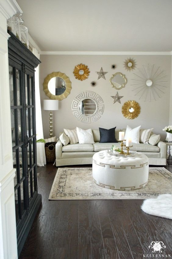 Living Room Wall Decor Pictures Inspirational Decorating Walls Behind the sofa – Fashion In India – Threads