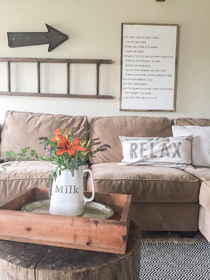 Living Room Wall Decorating Ideas Fresh 33 Best Rustic Living Room Wall Decor Ideas and Designs for 2019