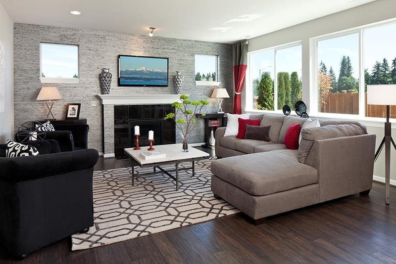 Living Room Wall Decorating Ideas Luxury 24 Design Ideas for Living Room Walls