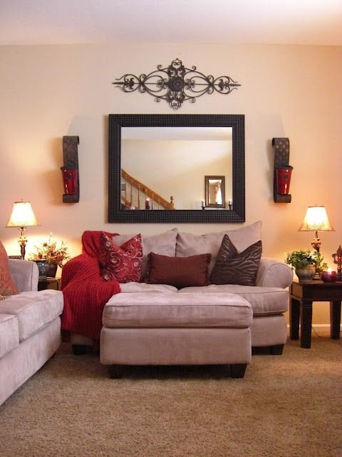 Living Room Wall Decorating Ideas Luxury Decorating Walls Behind the sofa – Fashion In India – Threads