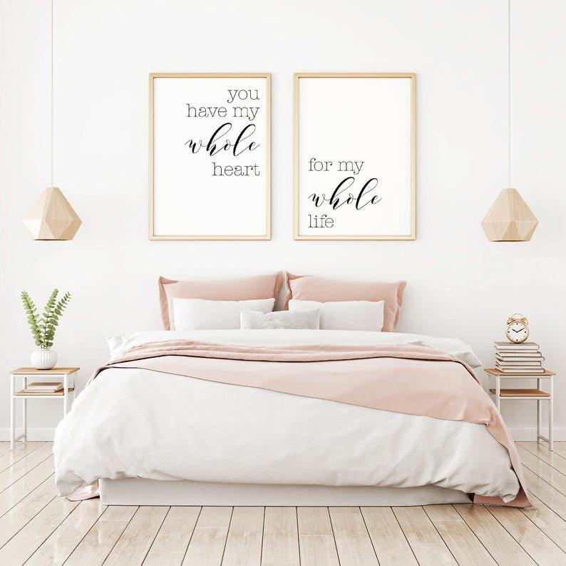 Master Bedroom Wall Decor Ideas Best Of Bedroom Wall Decor Ideas Home Decor Wall Art Master Bedroom