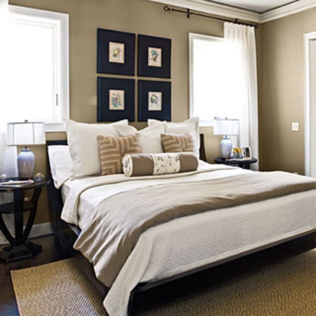 Master Bedroom Wall Decor Ideas Best Of Taupe Walls White Bedding White Curtains Neutral Bedroom