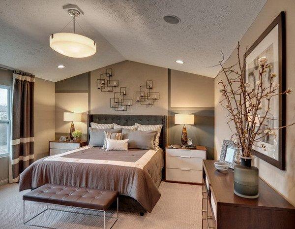 Master Bedroom Wall Decor Ideas Luxury Bedroom Contemporary Master Bedroom Master Bedroom Suites Bedroom Contemporary Master Bedroom