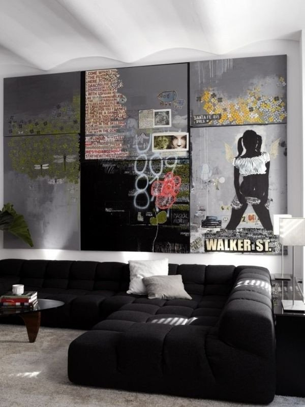 Mens Living Room Wall Decor Awesome A Plete Guide to A Perfect Bachelor Pad
