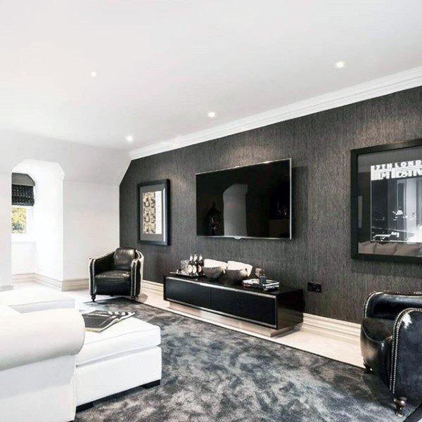 Mens Living Room Wall Decor Elegant 100 Bachelor Pad Living Room Ideas for Men Masculine Designs