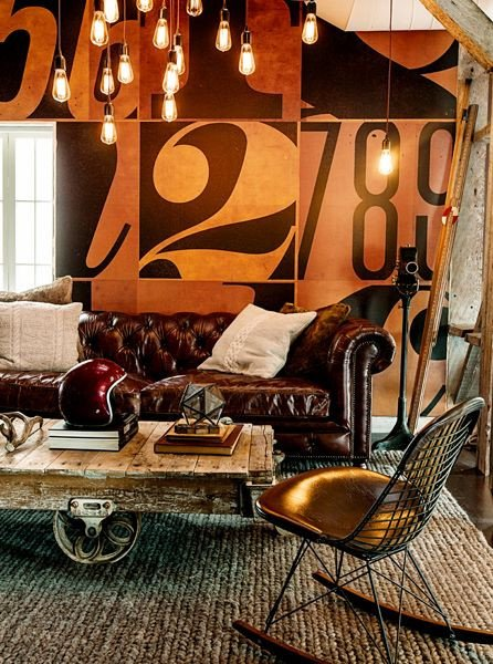 Mens Living Room Wall Decor Unique 30 Living Room Ideas for Men Brown Leather Couch