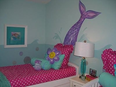 Mermaid Decor for Kids Room Inspirational Best 25 Girls Mermaid Tail Ideas On Pinterest