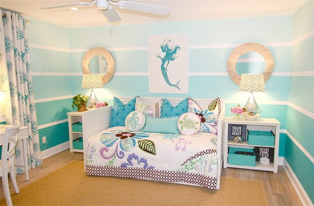 Mermaid Decor for Kids Room Luxury Mermaid Bedroom