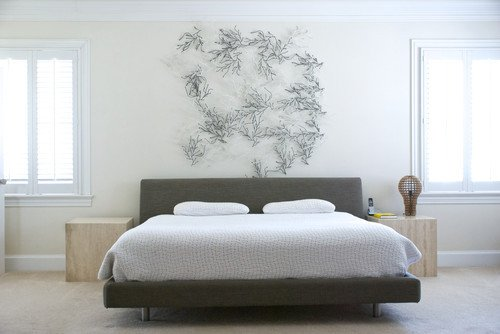 Metal Wall Decor for Bedroom Fresh Metal Sculpture Pieces Above the Bed