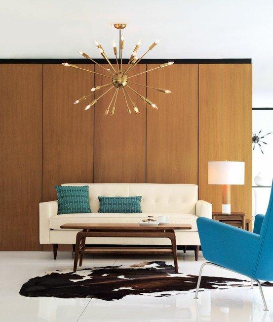 Mid Century Living Room Decor Inspirational Visuelle Stylish Mid Century Living Room Design Ideas