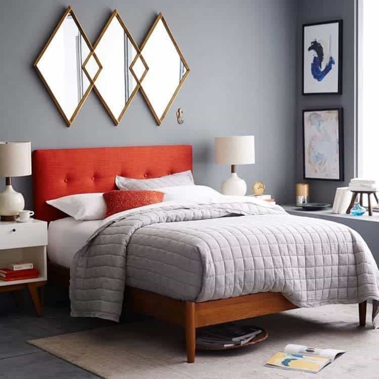 Mid Century Modern Bedroom Decor Elegant 35 Wonderfully Stylish Mid Century Modern Bedrooms