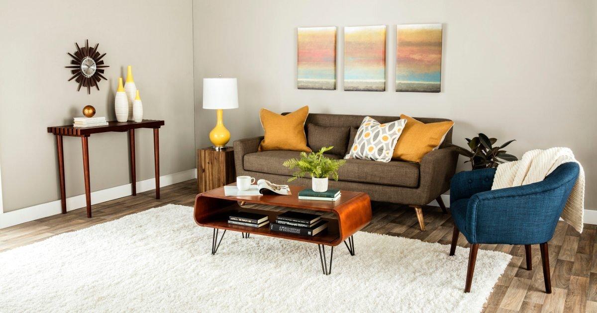 Mid Century Modern Decor Ideas Best Of Trend Alert Mid Century Modern Furniture and Decor Ideas Overstock