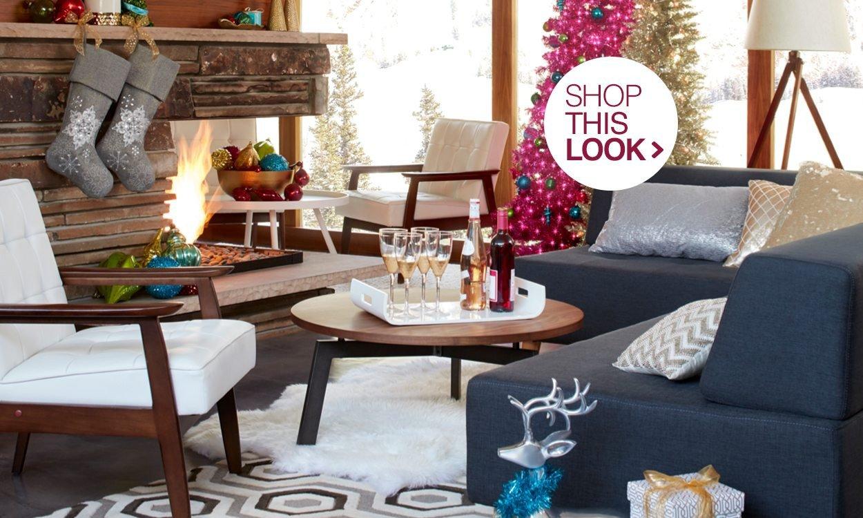 Mid Century Modern Decor Ideas Inspirational Design 101 Mid Century Modern Christmas Overstock