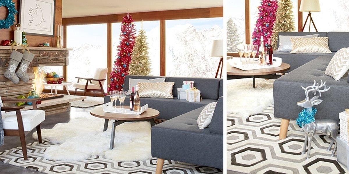 Mid Century Modern Decor Ideas New Design 101 Mid Century Modern Christmas Overstock
