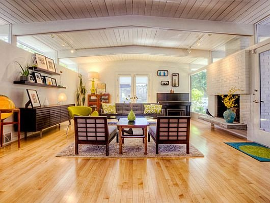 Mid Century Modern Home Decor Lovely Mid Century Modern Design & Charley Harper S Art