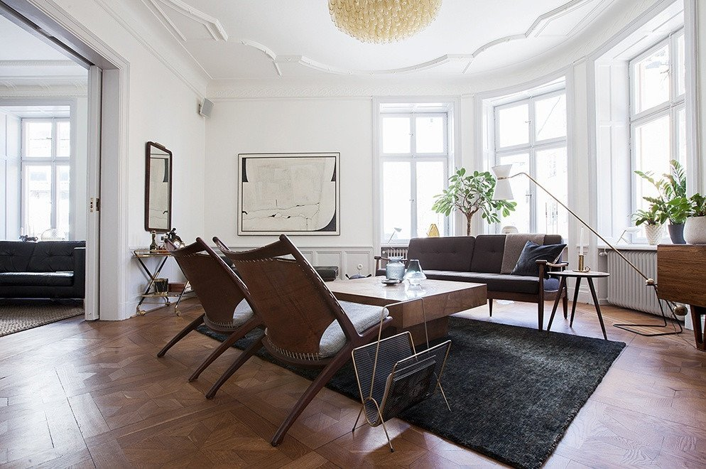 Mid Century Modern Home Decor New Mid Century Modern Home In Stockholm Coco Lapine Designcoco Lapine Design