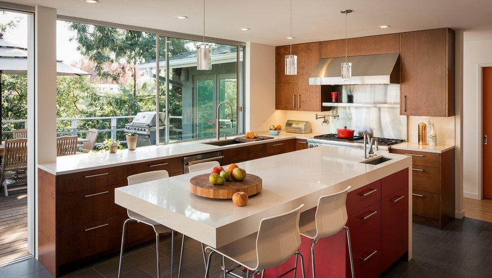 Mid Century Modern Kitchen Decor Beautiful 35 Sensational Modern Midcentury Kitchen Designs