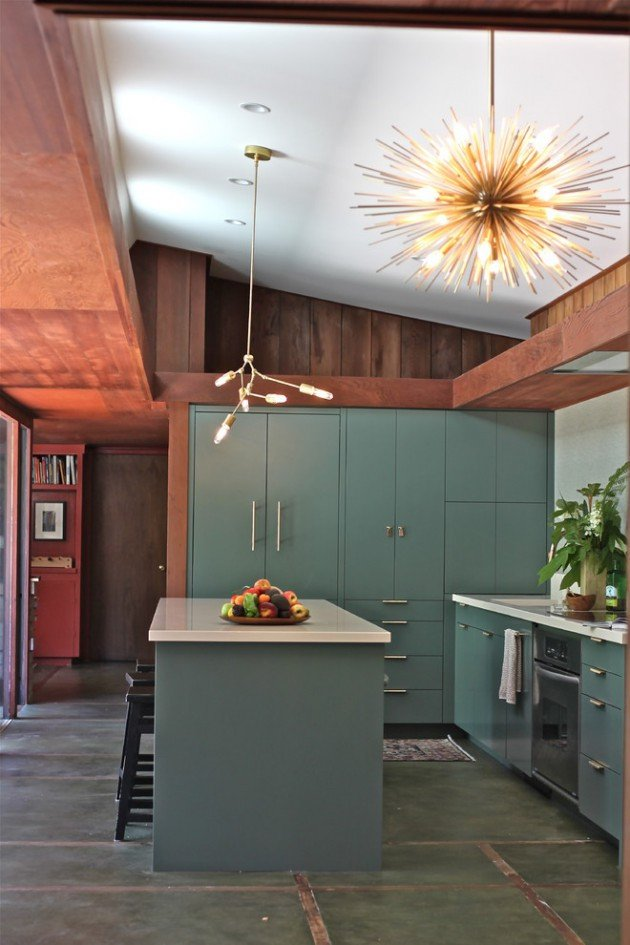 Mid Century Modern Kitchen Decor Best Of 35 Sensational Modern Midcentury Kitchen Designs