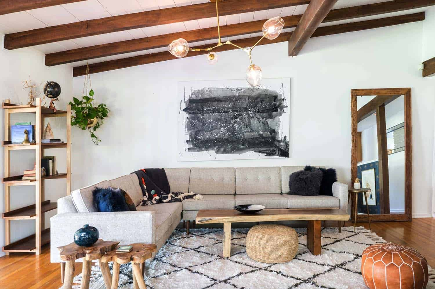 Mid Century Modern Living Room Decorating Ideas Awesome 38 Absolutely Gorgeous Mid Century Modern Living Room Ideas