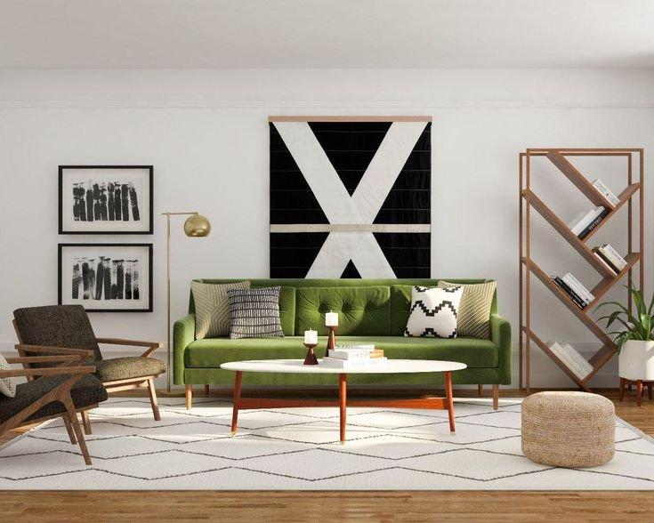 Mid Century Modern Living Room Decorating Ideas Fresh 49 Best Mid Century Modern Living Room Design Ideas Images On Pinterest