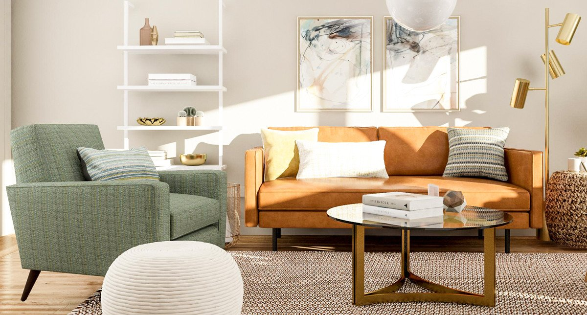 Mid Century Modern Living Room Decorating Ideas Fresh Modern Living Room Design Ideas – 5 Ways to Bring A Mid Century Style to Life – Obsigen