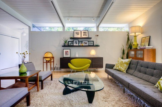 Mid Century Modern Living Room Decorating Ideas New 14 Mid Century Modern Living Room Design Ideas Style Motivation