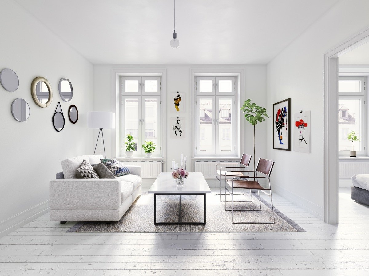 Minimalist Small Living Room Ideas Fresh Small Apartment organizing Tips 7 Living Room Pieces You Can Live without Spaceoptimized
