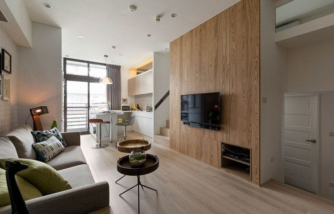 Minimalist Small Living Room Ideas Lovely Creating Minimalist Small Living Room Design Decorated with Contemporary Wooden Interior and