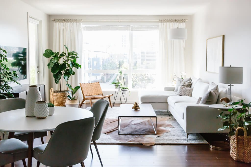 Minimalist Small Living Room Ideas New Designing My Modern and Minimalist Living Room with Havenly