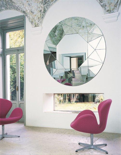 Mirrors Contemporary Living Room Elegant Mirror Modern Living Room Philadelphia by Usona