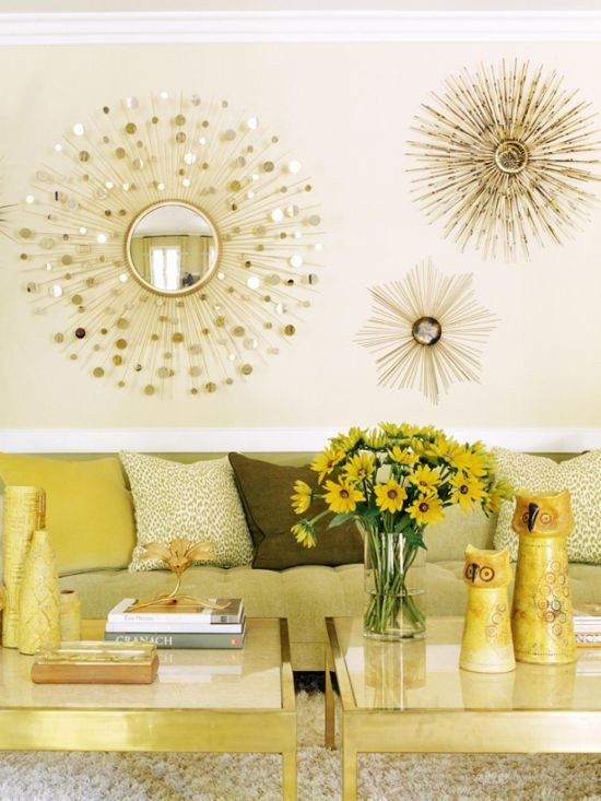 Mirrors Contemporary Living Room Inspirational Living Room Decorating Ideas with Mirrors