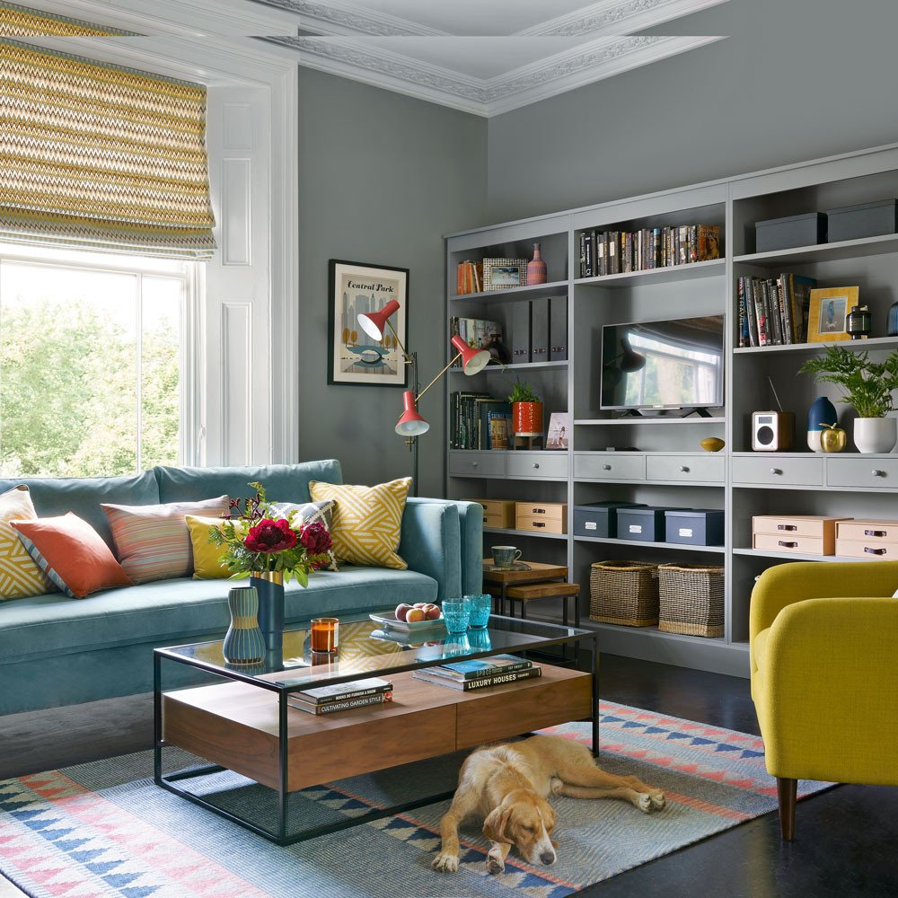 Modern Blue Living Room Decorating Ideas Fresh 23 Grey Living Room Ideas for Gorgeous and Elegant Spaces