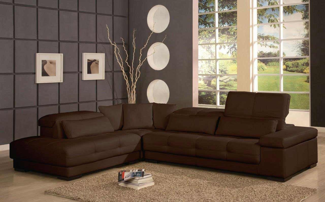 Modern Brown Living Room Decorating Ideas Unique Affordable Contemporary Furniture for Home