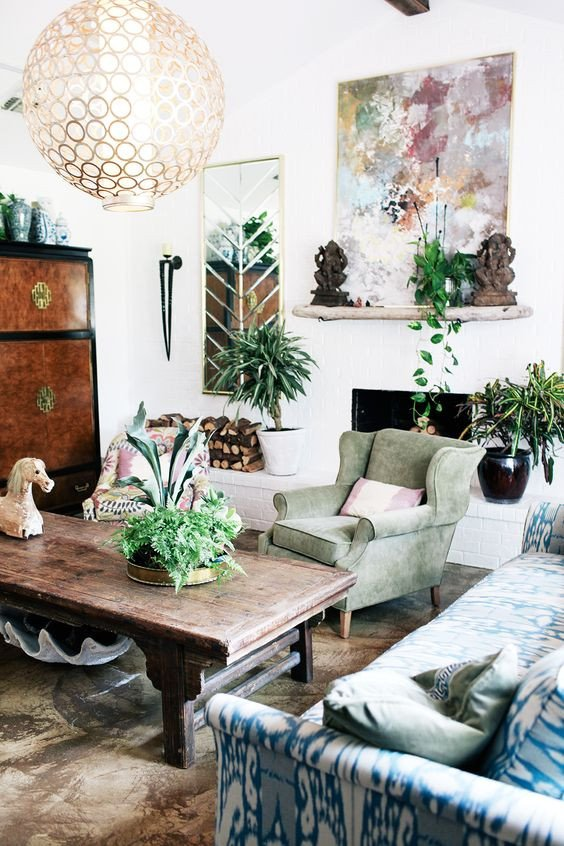 Modern Chic Living Room Decorating Ideas Inspirational 26 Bohemian Living Room Ideas Decoholic