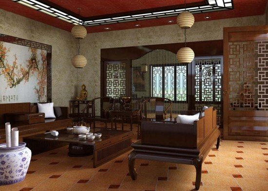 Modern Chinese Living Room Decorating Ideas Beautiful Home Interior Design Chinese Livingroom Design to Celebrate Chinese New Year