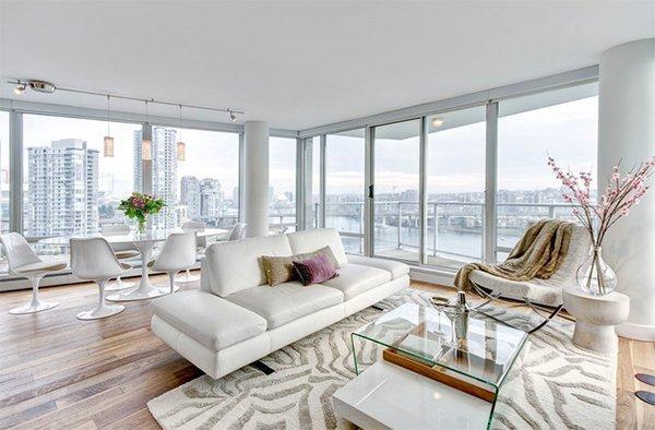 Modern Condo Living Room Decorating Ideas Elegant 20 Design Ideas for Condo Living areas