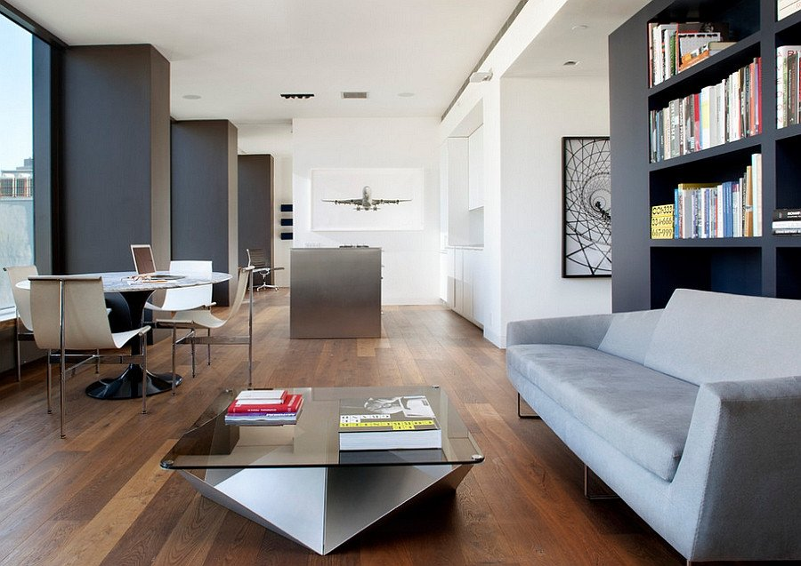 Modern Condo Living Room Decorating Ideas Elegant Decorating with Books Trendy Ideas Creative Displays Inspirations