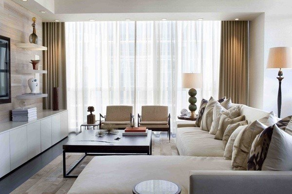 Modern Condo Living Room Decorating Ideas Lovely atlanta Buckhead Condo Interior Modern Living Room atlanta by Habachy Designs