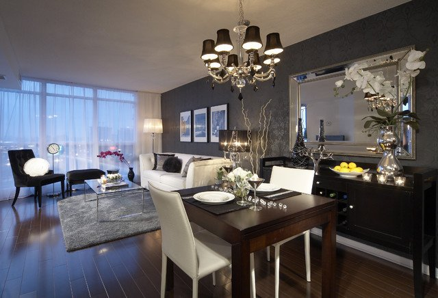 Modern Condo Living Room Decorating Ideas Lovely Residential and Condo Interior Design Vancouver Other Metro by Lux Design